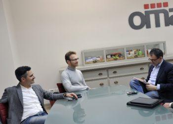 Davide Santi e Roberto Filuppucci Omag
