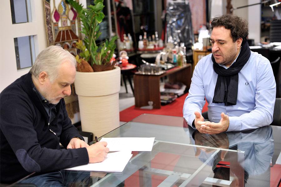 Il Contract nel Luxury secondo Tecnoshops
