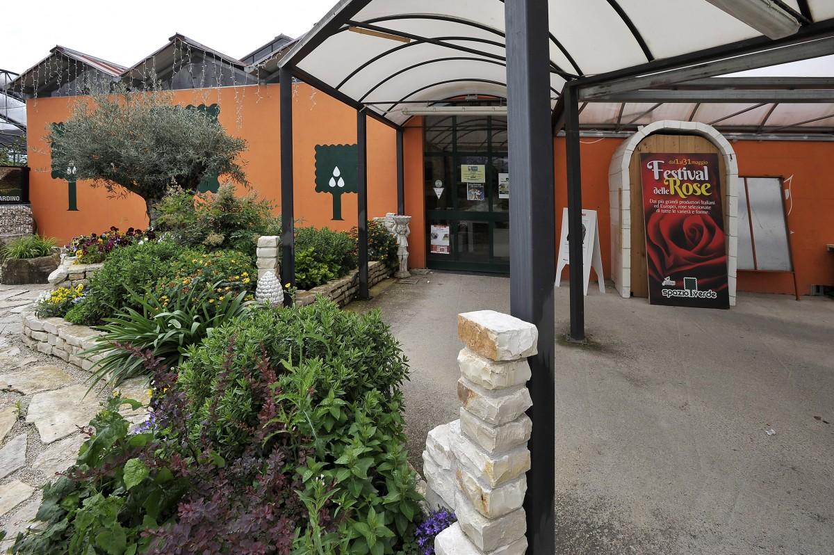 Spazio Verde, l'inarrestabile ascesa di un garden center