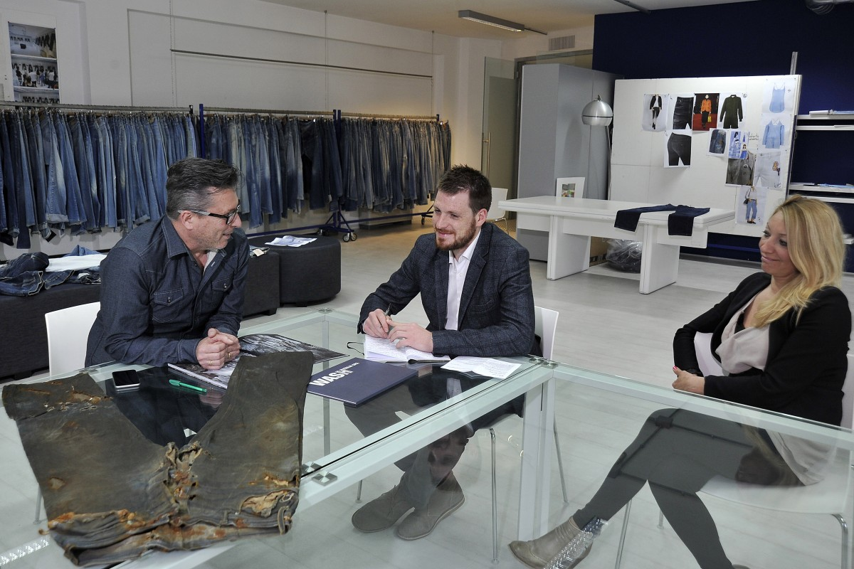 Wash Italia, l'arte del denim per i fashion brand mondiali