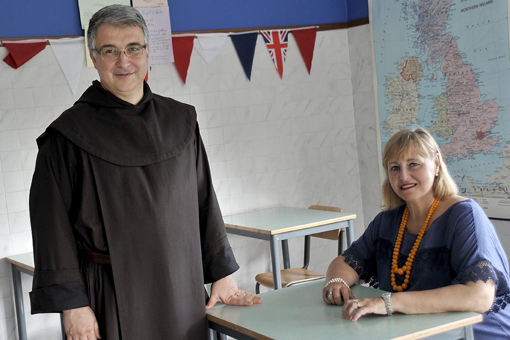 Madonna della Neve, una scuola innovativa per la vita