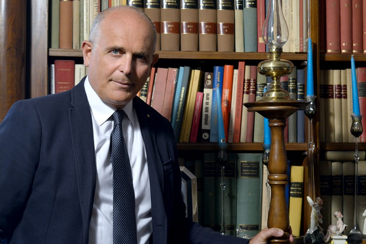 Valerio Sanguigni, cardiologo e docente universitario