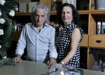 Laura e Maurizio Zenoni