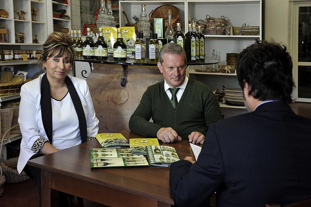Da Acquasparta al Giappone: l'epopea dell'olio Palmadori
