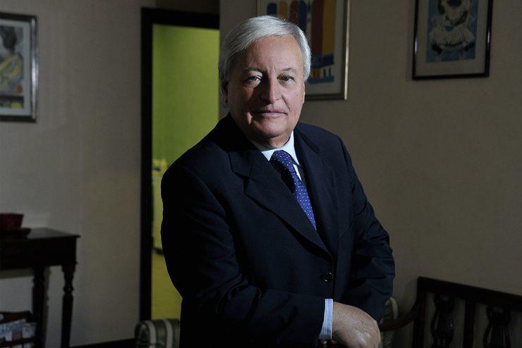 Mario Petracca, crioterapia selettiva emorroidi