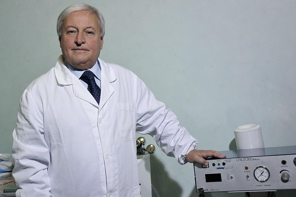 La crioterapia selettiva, la soluzione praticamente indolore per il trattamento delle emorroidi