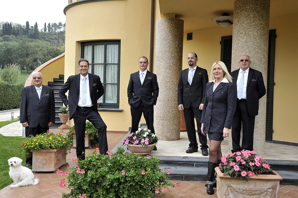 Da Lorenzana alla Svizzera: tutti i funerali firmati Biasci
