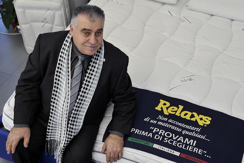 """Reti, materassi, divani: il riposo certificato è targato """"Relaxs"""""""