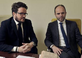 Federico e Riccardo Berni