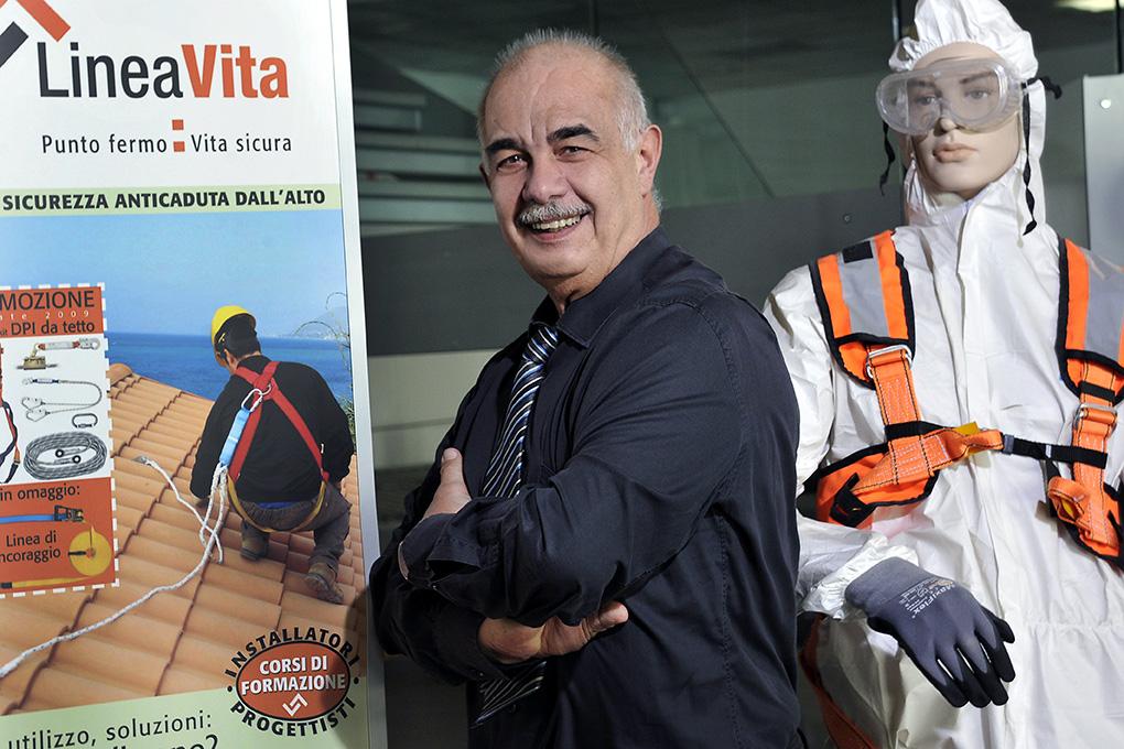 Linea Vita by COMED srl: «Sistemi sicuri, efficaci e conformi per salvare vite umane»