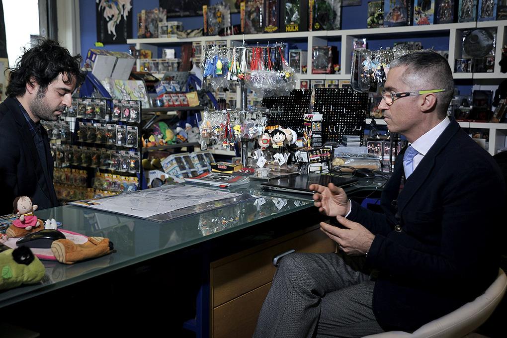 Alberto Guerrini - gaming Terni Netcity Shop