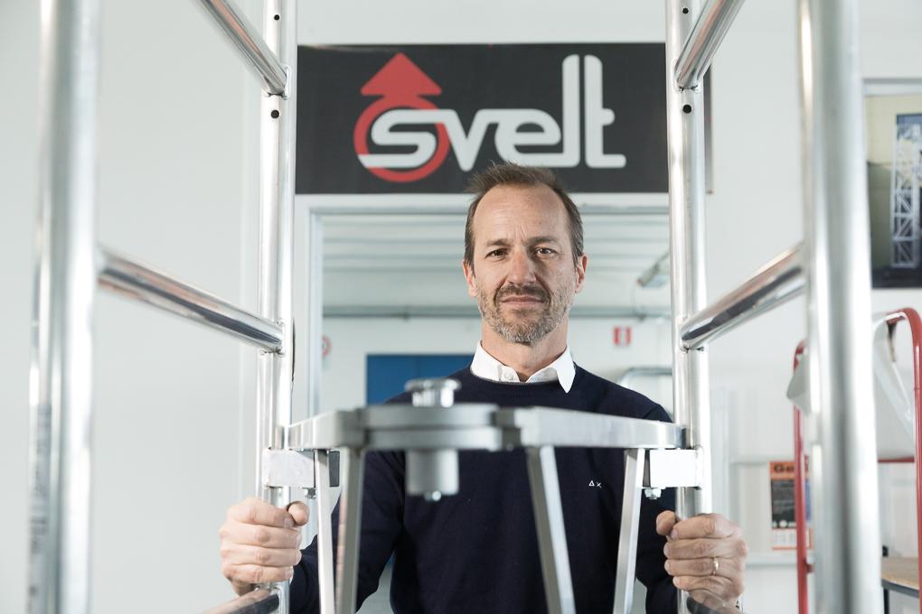Svelt, di nome e di fatto: sempre pronti a inventarne una nuova