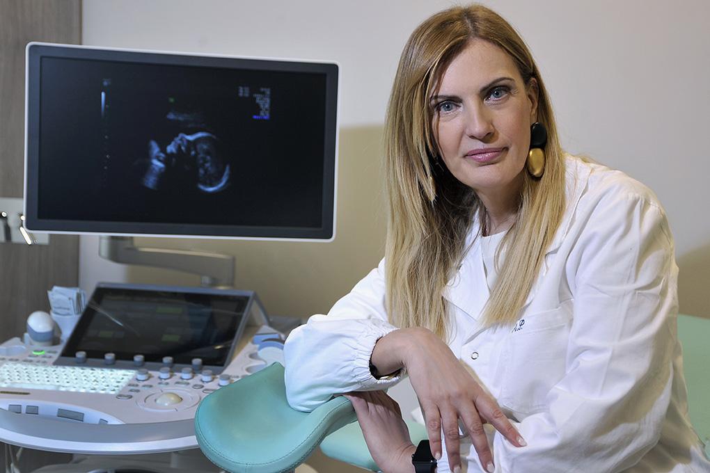 Antonella Paolucci - ginecologa