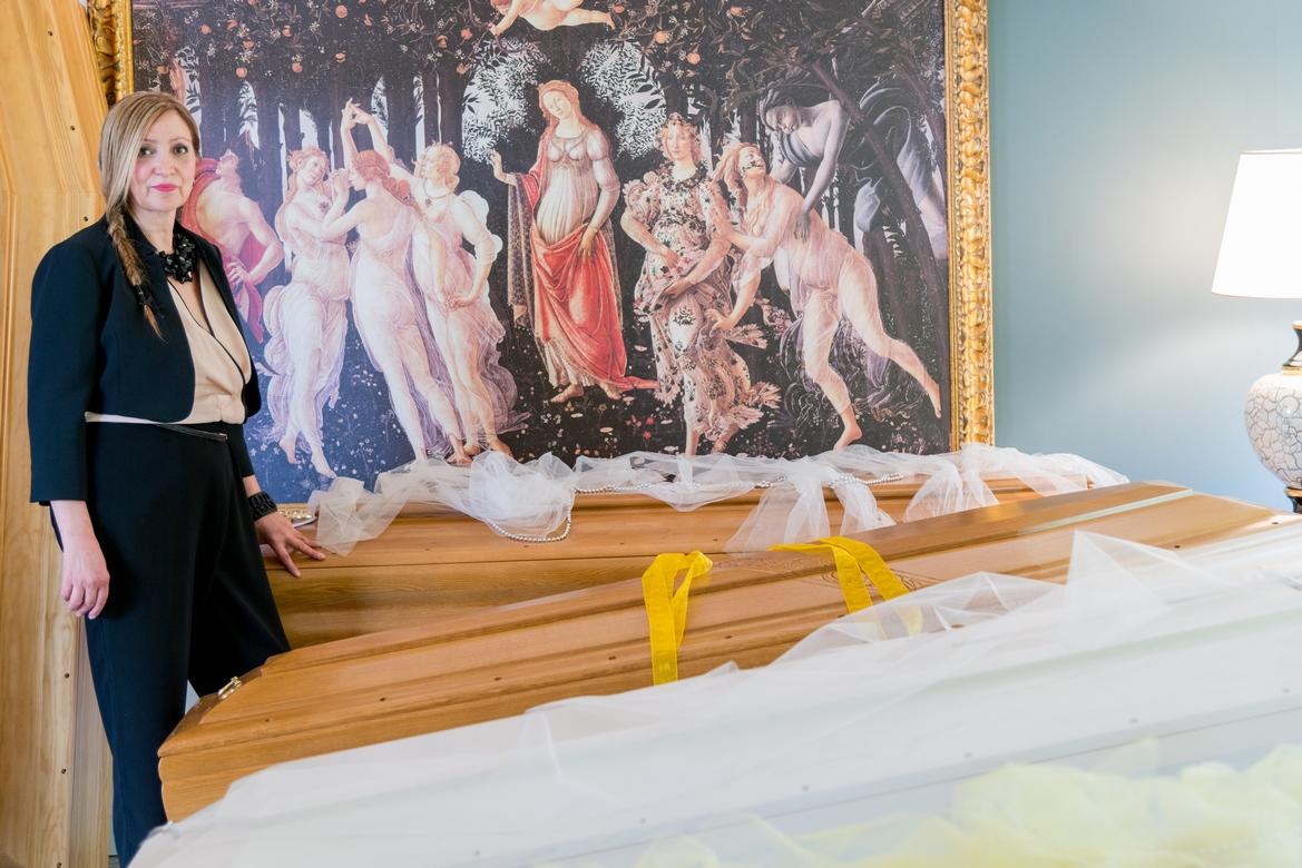 Agenzia Funebre Tiemme, il paradigma del lutto trasformato in evento unico ed irripetibile