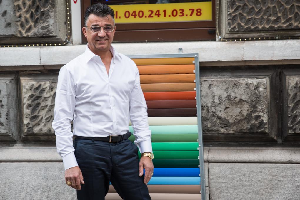 Gennaro Cortegiano: l'imprenditore che ha portato il pronto intervento casa a Trieste.