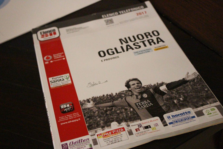 Gianfranco Zola protagonista dell'ElencoSì di Nuoro-Ogliastra 2017
