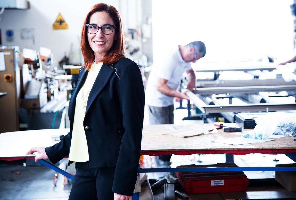 Infissi Cicu, l'artigianalità dei serramenti in alluminio e il made in Italy come volano per l'internazionalizzazione