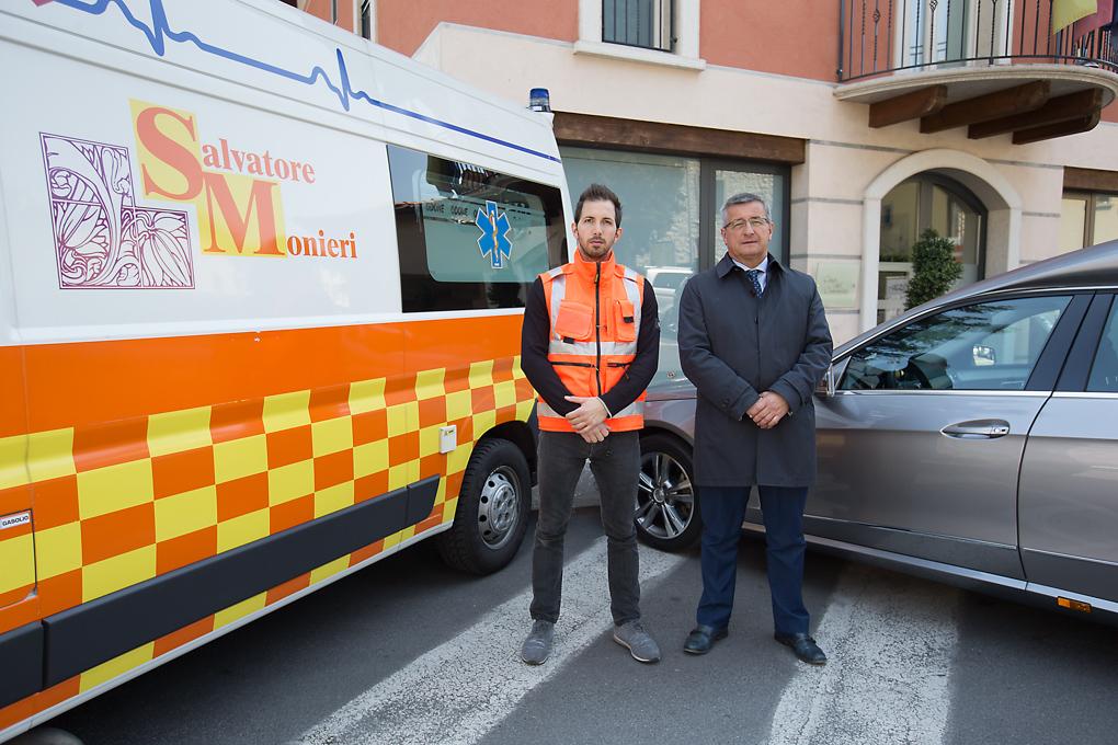 Salvatore Monieri, un unico interlocutore per tanti servizi