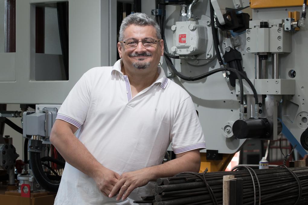 Officine Meccaniche Venturini: macchine legatrici costruite sulle esigenze del cliente