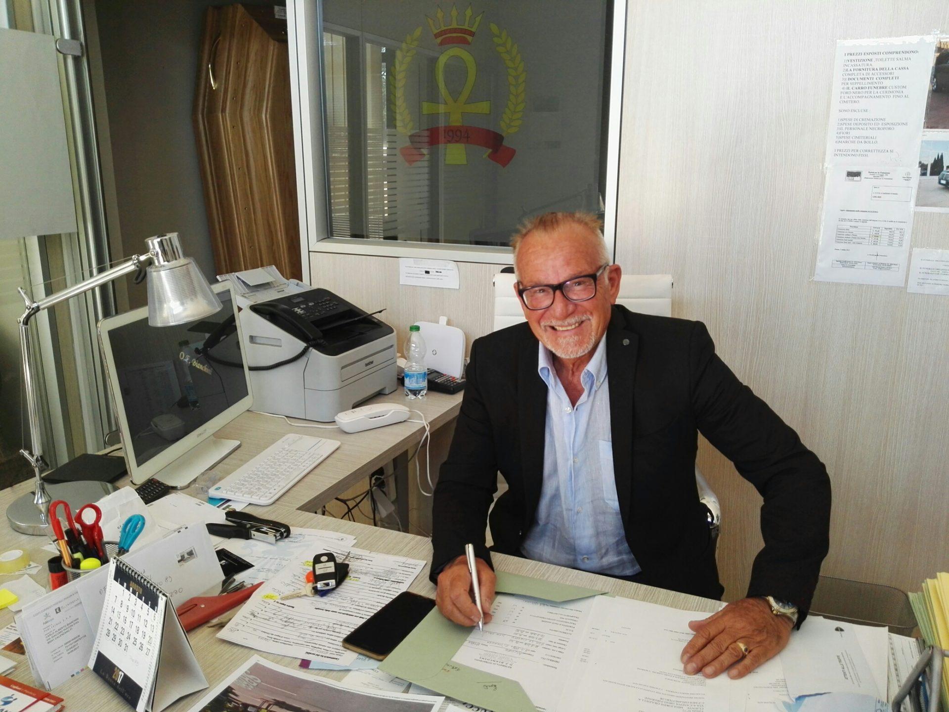 Onoranze funebri Bianchini