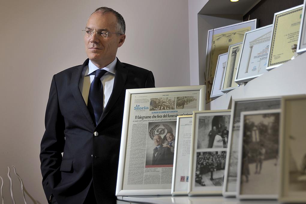 Onoranze funebri Emidio e Alfredo De Florentiis: i professionisti del funerale da cinque generazioni