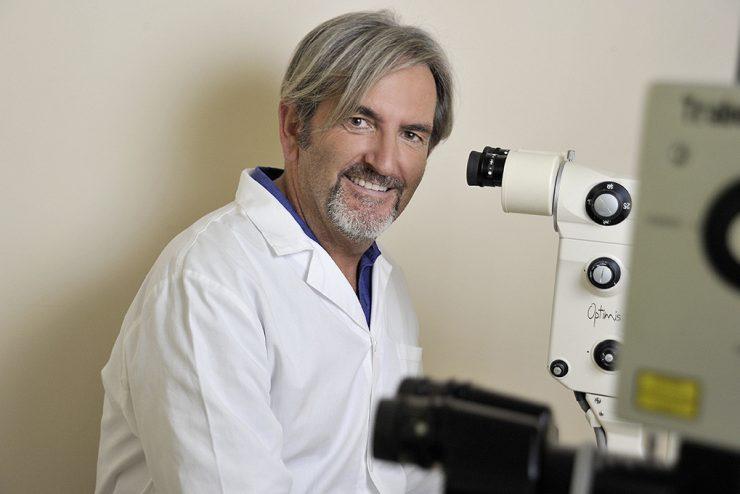dr. Carmine Ciccarini oculista