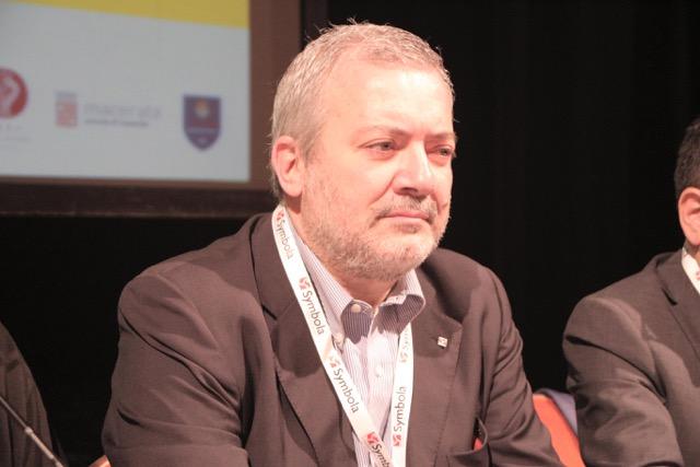 """Seminario Symbola a Treia, Fabio Renzi: """"L'Appennino umbro-marchigiano, un grande laboratorio per il rilancio della comunità""""."""