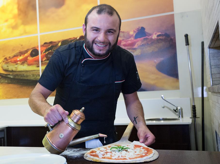 Dal pesce alla pizza: «Da Giovanni» la tradizione mediterranea è servita