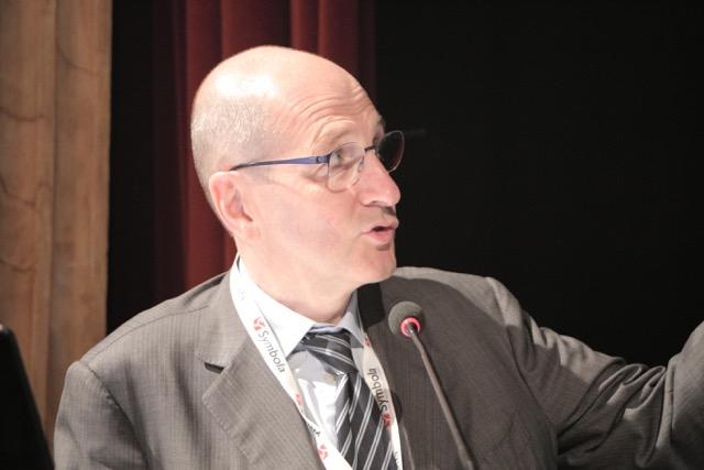 """Seminario Symbola a Treia, Nando Pagnoncelli di IPSOS: """"Dal Rapporto 2017 di I.T.A.L.I.A. ecco le aree su cui lavorare""""."""