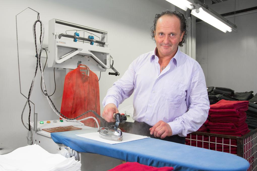 Rogiva per il cleaning professionale: dove lavare e pulire diventano un valore assoluto