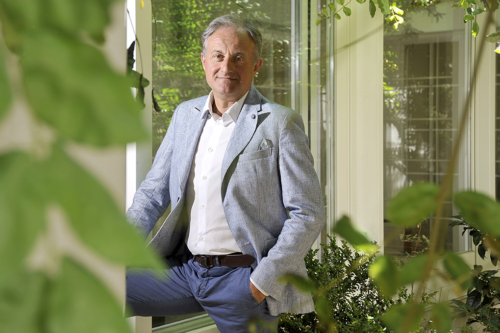 """Marzio Scheggi: """"risparmiare con l'economia verde è il futuro"""""""
