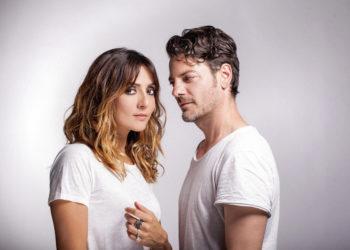 Ambra Angiolini e Matteo Cremo