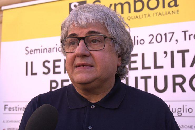 Presidente Symbola Ermete Realacci