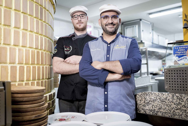Alessandro Traina: Quando la pizza diventa regina della tradizione.