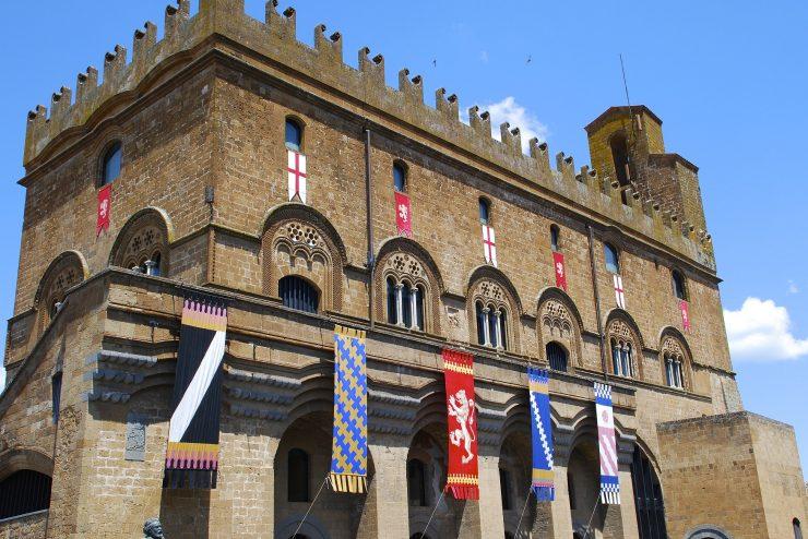 Orvieto, il Palazzo dei Congressi
