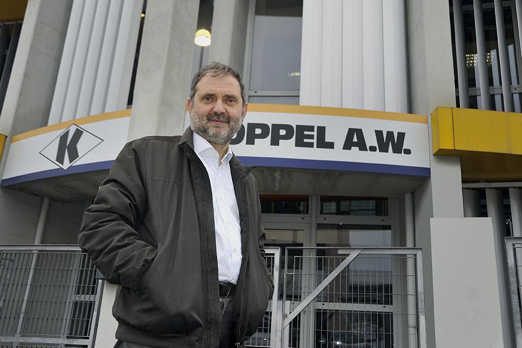 Un ascensore è davvero su misura se è firmato Koppel A.W.