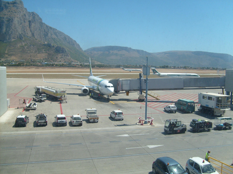 Palermo aeroporto