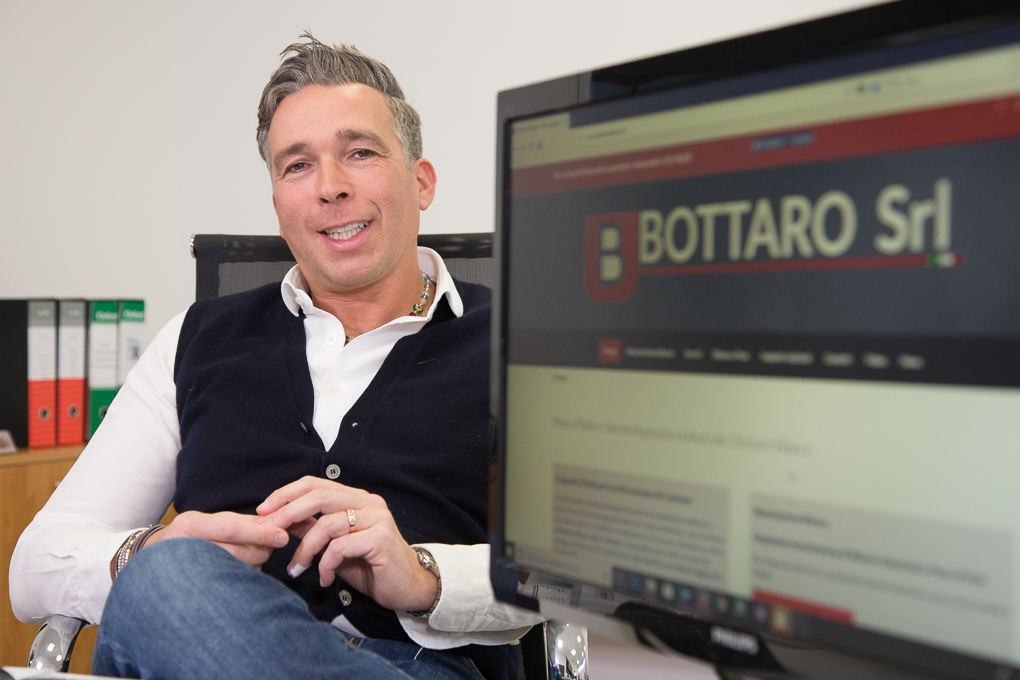 Bottaro bilance: da 50 anni il peso del «made in Italy»