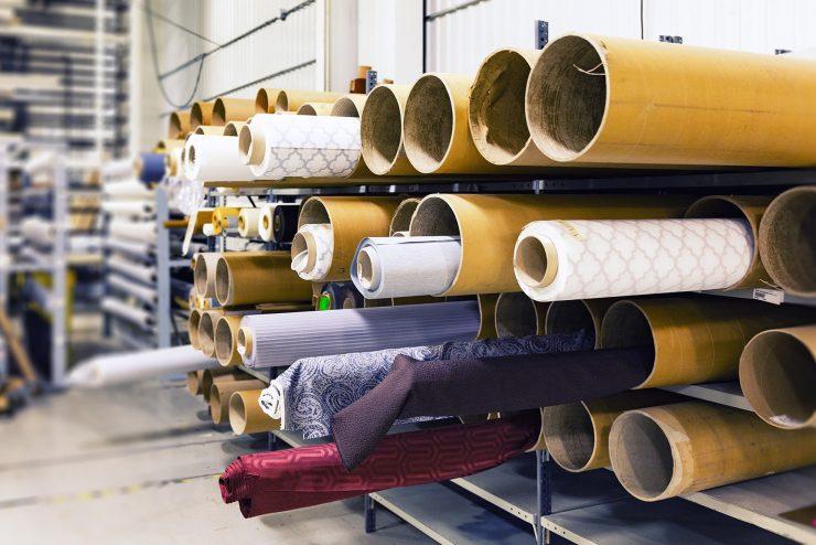 produzione tessile