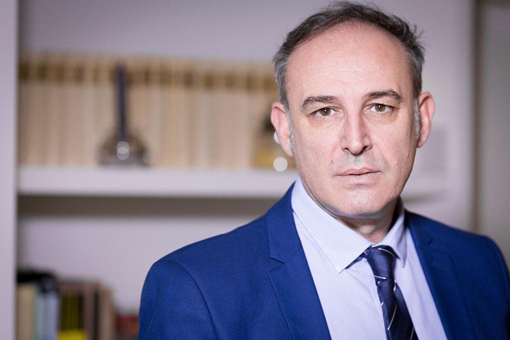 Carlo Iurato: un urologo al passo con i tempi.