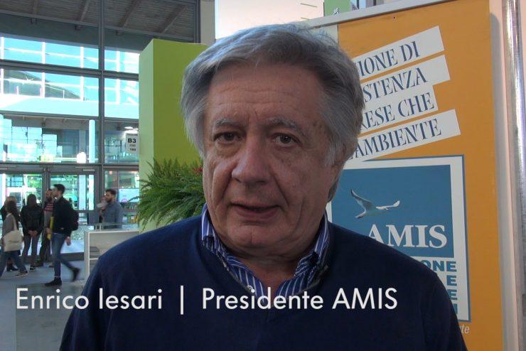 Enrico Iesari presidente AMIS