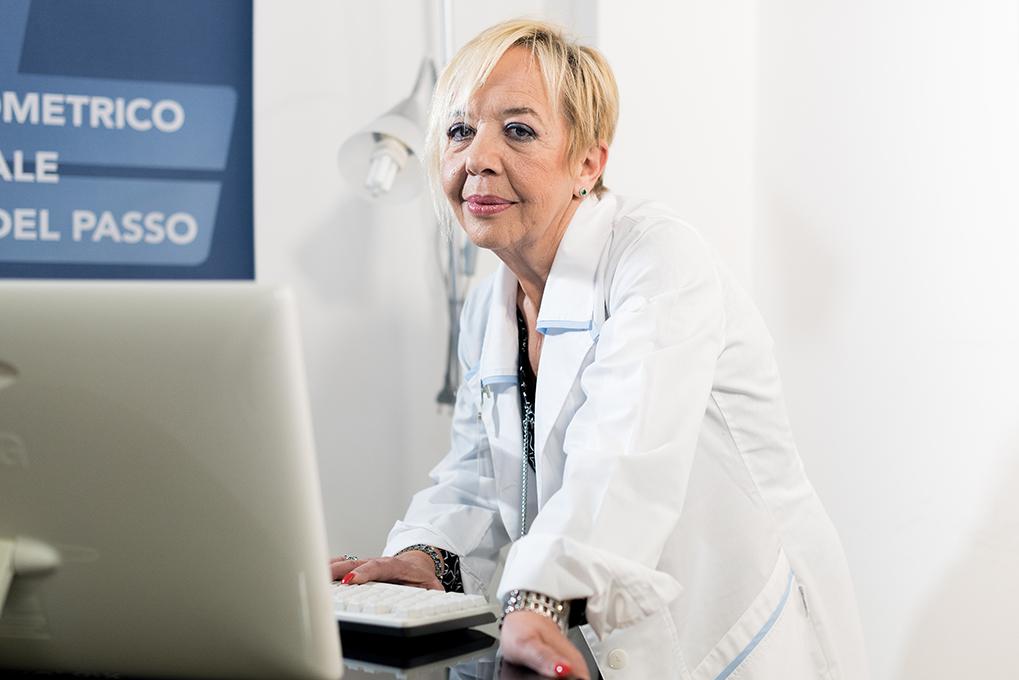 Dott.ssa Anna Facchetti: l'importanza di un plantare nella prevenzione delle malattie posturali.