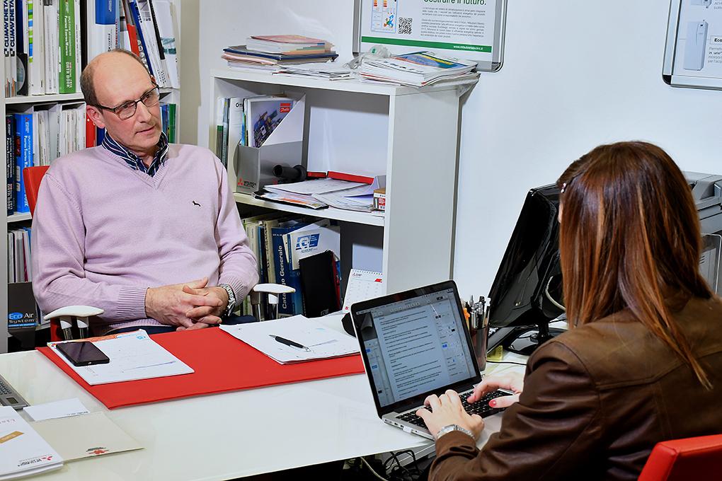 Ramacciotti sas: acquistare impianti di climatizzazione necessita di consulenza professionale