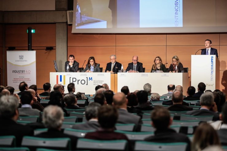 Industry 4.0 Confindustria Rovereto