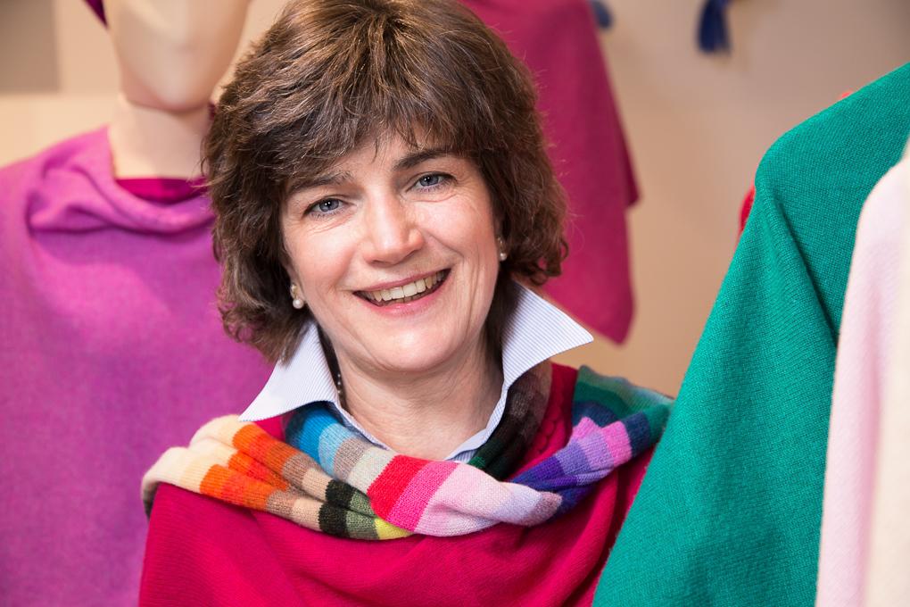 Arte in maglia: un mondo di coccole in cashmere