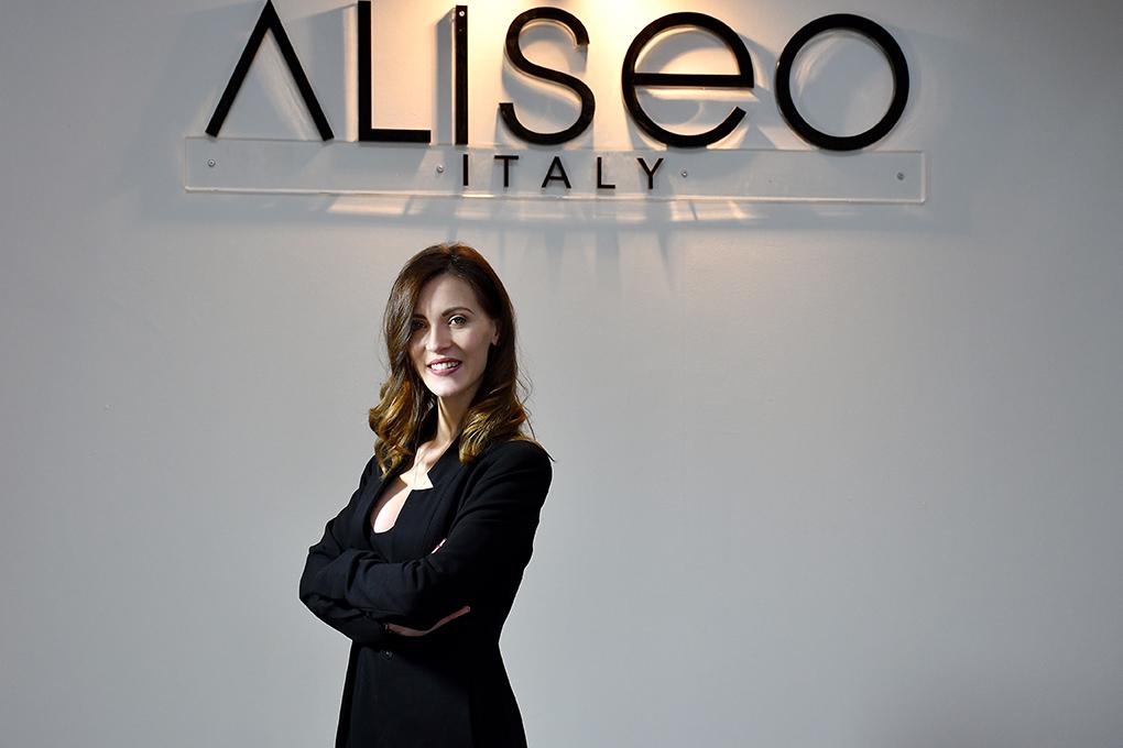 Aliseo, tecnologia Made in Italy al servizio dei centri estetici