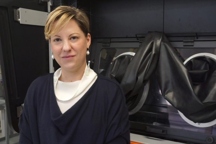 Anna Mareschi Danielli