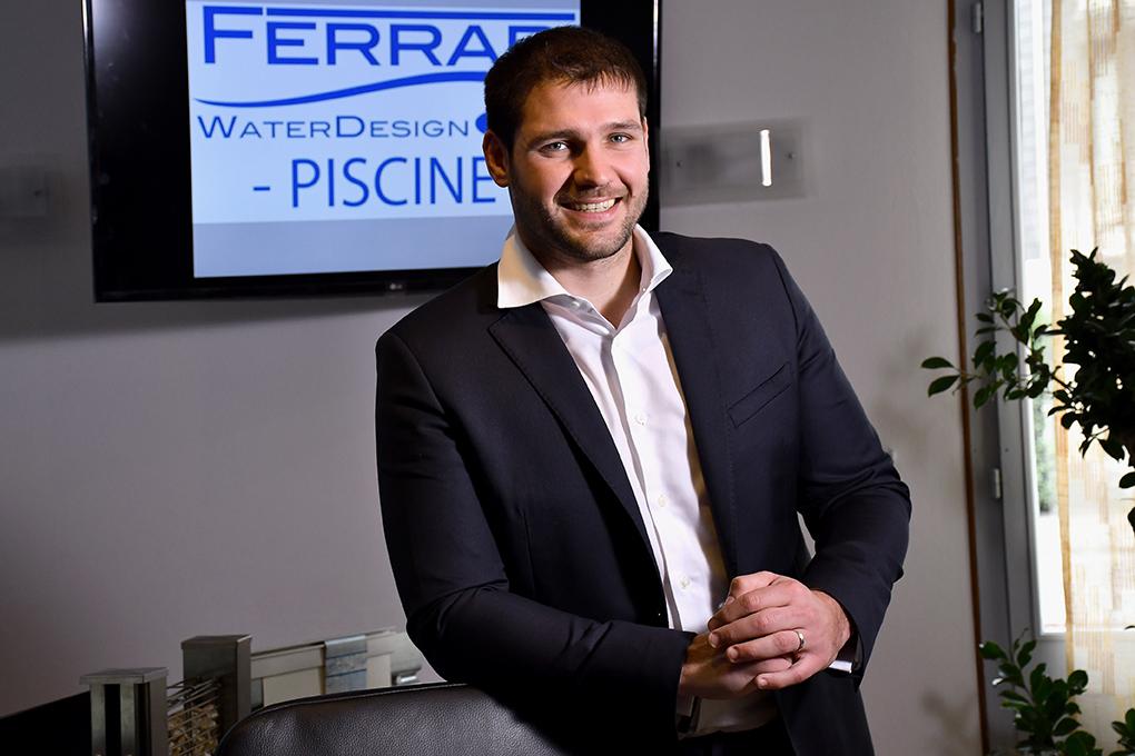 Le piscine non sono tutte uguali: Ferrari WaterDesign, professionalità al servizio del relax