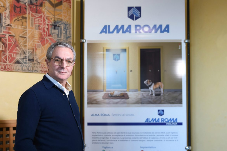 Alma Roma – Quando la vigilanza è un mix di professionalità, disponibilità di uomini e mezzi e tecnologie avanzate