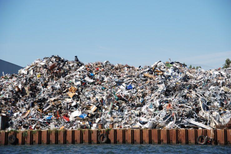 materiali riciclati